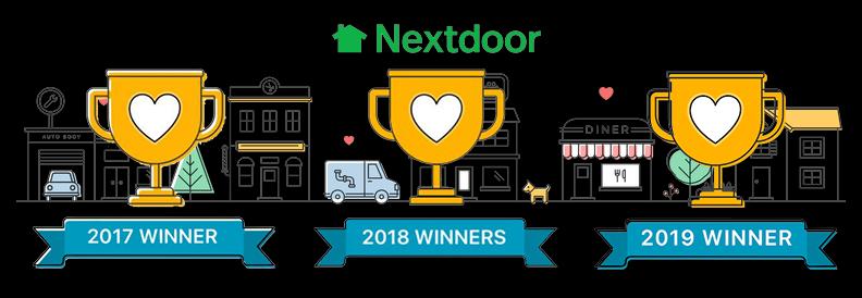 Nextdoor Banner Awards